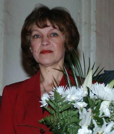 Людмила Зуммер